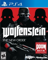 Wolfenstein: The New Order Box Art