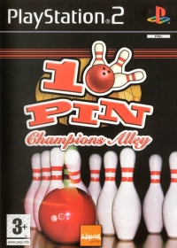 10 Pin: Champions Alley Box Art