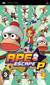 Ape Escape P Box Art