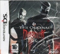 Diabolik: The Original Sin [FR][NL] Box Art