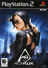 Aeon Flux [FR][NL] Box Art
