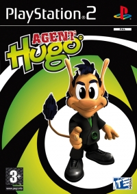 Agent Hugo Box Art