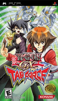 Yu-Gi-Oh! GX Tag Force Box Art