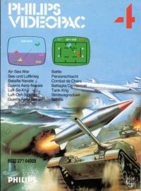 Air-Sea War / Battle - No.4 Box Art