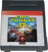 Fire & Forget II Box Art