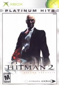 Hitman 2: Silent Assassin - Platinum Hits Box Art
