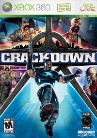 Crackdown Box Art