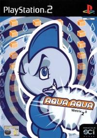 Aqua Aqua: Wetrix 2.0 [UK] Box Art
