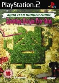Aqua Teen Hunger Force: Zombie Ninja Pro-Am Box Art