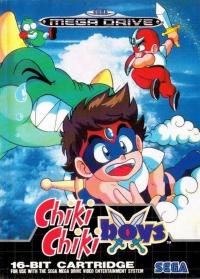 Chiki Chiki Boys Box Art