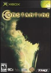 Constantine Box Art
