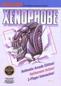 Xenophobe Box Art