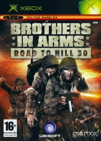 Brothers in Arms: Road to Hill 30 Box Art