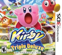 Kirby: Triple Deluxe Box Art