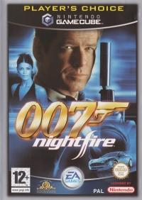 007: Nightfire - Player's Choice Box Art