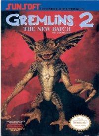 Gremlins 2: The New Batch Box Art