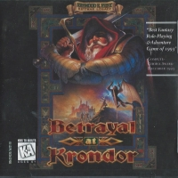 Betrayal at Krondor - CD ROM Box Art