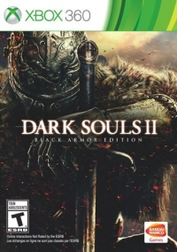 Dark Souls II - Black Armor Edition Box Art