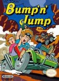 Bump 'n' Jump (oval seal) Box Art