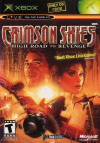 Crimson Skies: High Road to Revenge Box Art
