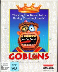 Gobliiins Box Art