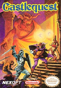 Castlequest Box Art
