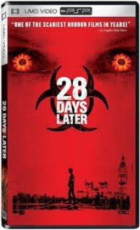 28 Days Later Box Art