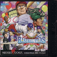 Baseball Stars Box Art