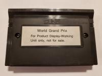World Grand Prix (Not for Resale) Box Art
