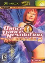 Dance Dance Revolution Ultramix 2 Box Art
