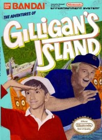 Adventures of Gilligan's Island, The Box Art