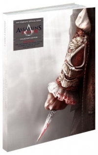 Assassin's Creed II - The Complete Official Guide (Collector's Edition) Box Art