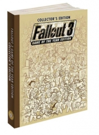 Fallout 3 - Game of the Year Edition - Prima Official Game Guide (Collector's Edition) Box Art