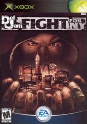 Def Jam: Fight for NY Box Art