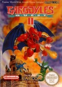 Gargoyle's Quest II Box Art