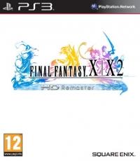 Final Fantasy  X | X-2 HD Remaster Box Art