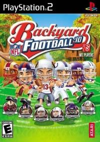 Backyard Football '10 Box Art