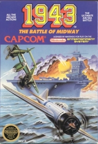 1943: The Battle of Midway Box Art