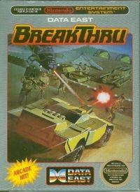 BreakThru (3 screw cartridge) Box Art