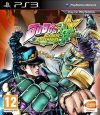 JoJo's Bizarre Adventure: All-Star Battle Box Art