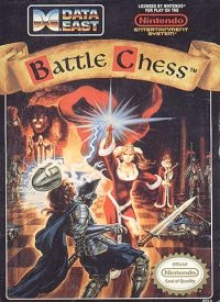 Battle Chess Box Art