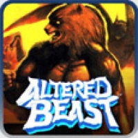 Altered Beast Box Art