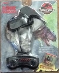 Tiger R-Zone Headgear - The Lost World: Jurassic Park Box Art
