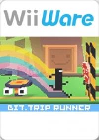 Bit.Trip Runner Box Art
