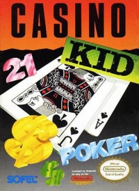 Casino Kid Box Art