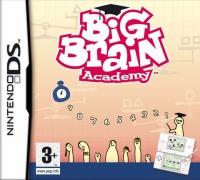 Big Brain Academy Box Art