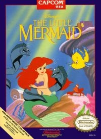 Little Mermaid, The Box Art