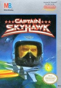 Captain Skyhawk Box Art