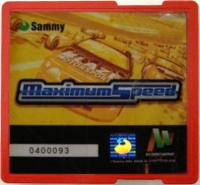 Maximum Speed Box Art