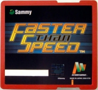 Faster Then Speed Box Art